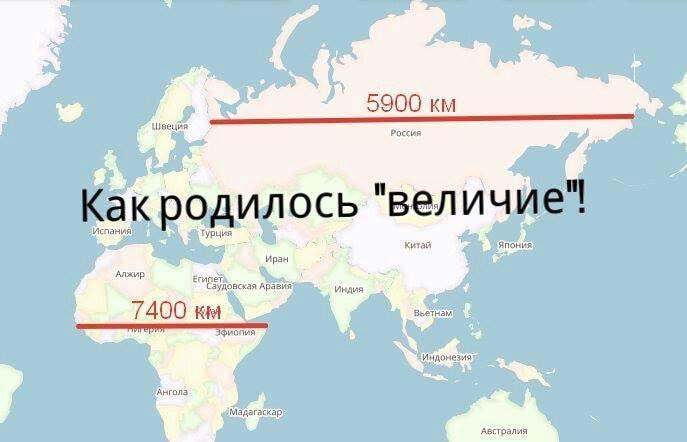 Как родилось величие московии?